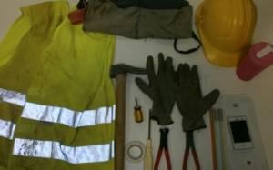 Ντύνονταν εργάτες για να ληστεύουν ανενόχλητοι