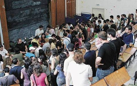 «Όχι» πρυτάνεων στον καθορισμό των εισακτέων φοιτητών