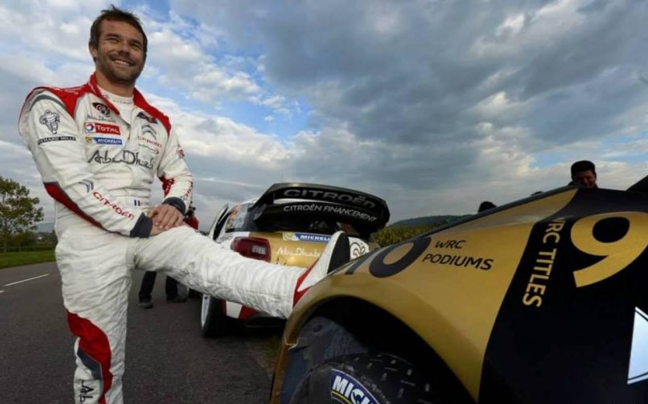 WRC: Ο Loeb επιστρέφει στο WRC και το ράλλυ Μόντε Κάρλο