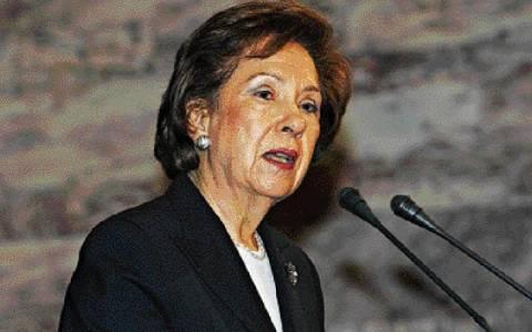 Σενάριο φέρνει την Άννα Ψαρούδα - Μπενάκη στο Προεδρικό
