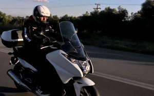 Ο Stavento μας ξεναγεί με Honda Scooter Integra
