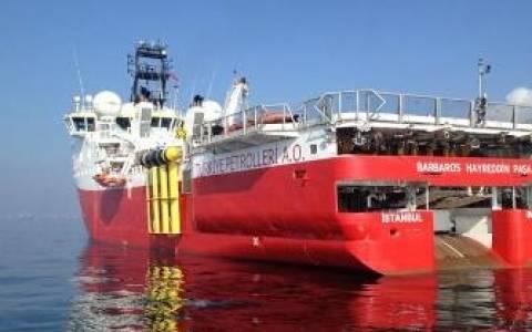 'Ερογλου: Δεν φεύγουν τα τουρκικά πλοία από την ΑΟΖ