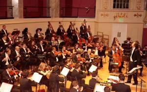 Η Βιεννέζικη ορχήστρα στο Πάνθεον στις 9 Δεκεμβρίου