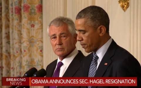 ΗΠΑ: Οι τζιχαντιστές… ανάγκασαν σε παραίτηση τον Χέιγκελ