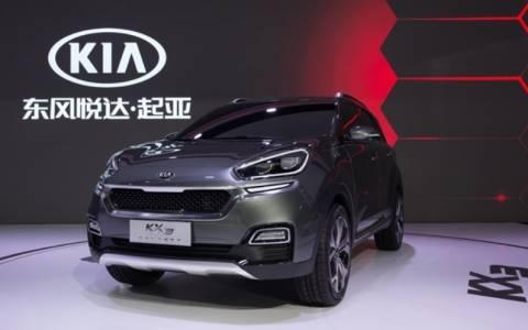 KIA: Νέο Concept Car KX3