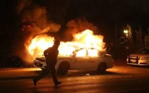 Ταραχές στο Φέργκιουσον για την υπόθεση Μάικλ Μπράουν