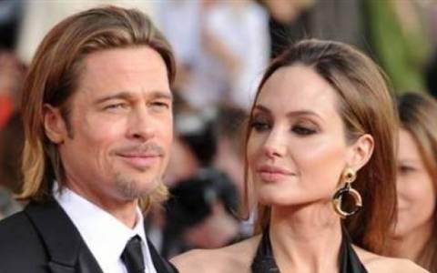 Άγριος καβγάς μεταξύ Jolie-Pitt: Δείτε φωτογραφίες...