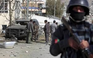 Αφγανιστάν: Ισχυρή έκρηξη στην Καμπούλ