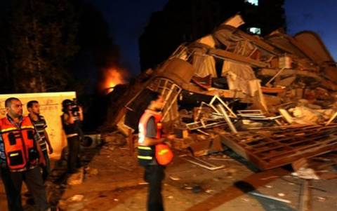 Αίγυπτος: 10 νεκροί από την κατάρρευση πολυκατοικίας