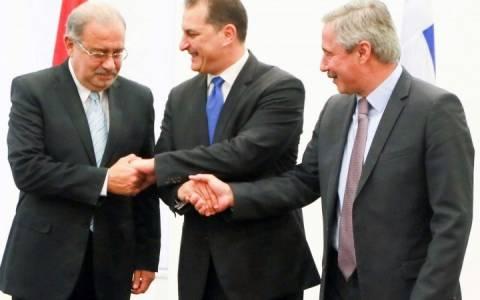 Συνεργασία Κύπρου-Ελλάδας-Αιγύπτου για την ενέργεια