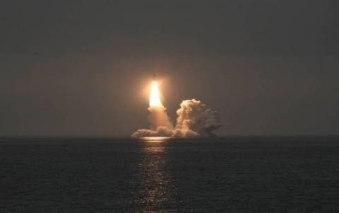 Τέλος Νοεμβρίου η εκτόξευση πυραύλου Bulava