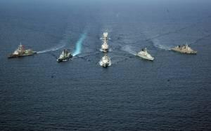 Στον Πειραιά τα πλοία μόνιμης ναυτικής δύναμης του ΝΑΤΟ