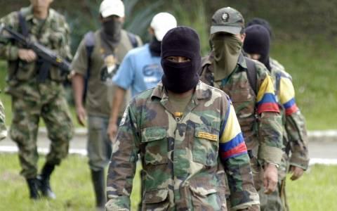 Οι αντάρτες της FARC απελευθέρωσαν Κολομβιανούς στρατιώτες