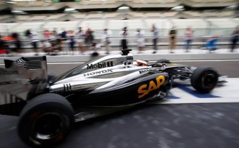 F1 Αμπού Ντάμπι: Δοκιμές για το 2015