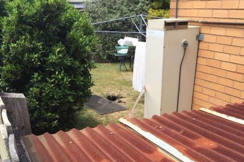Αυστραλή άπλωνε τα ρούχα και… εξαφανίστηκε!