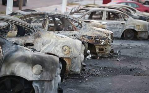 Φέργκιουσον: Εικόνες της πρωτοφανούς καταστροφής