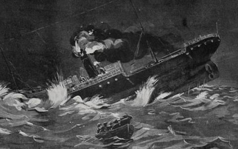 Ανακαλύφθηκε ναυάγιο ενός αιώνα (pics)