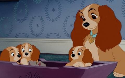 Οι ήρωες της Disney ντύθηκαν... κουτάβια!
