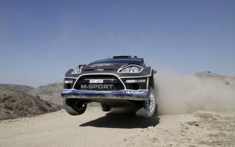 WRC: Evans και Tanak οι οδηγοί της M-Sport για το 2015