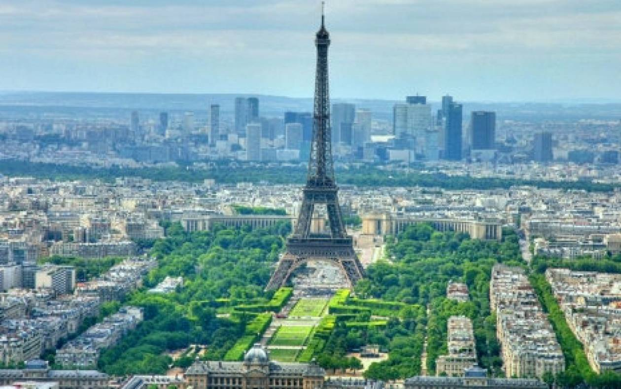 Δεν βγήκε... καπνός από το Παρίσι