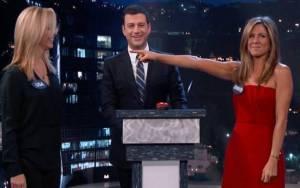 Η Άνιστον έβρισε στα ελληνικά σε εκπομπή