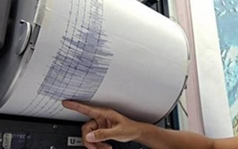 Σεισμός 2,8 Ρίχτερ ανατολικά της Αττικής