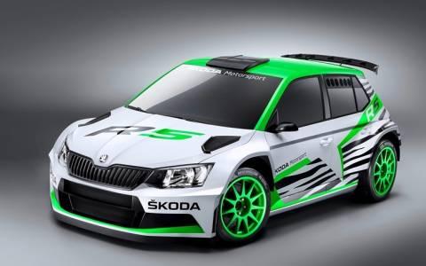 WRC: Η πρώτη εμφάνιση του Skoda Fabia R5
