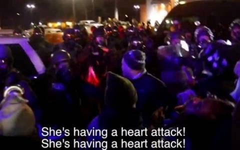 Φέργκιουσον: Πυροβόλησαν γυναίκα με καρδιακή προσβολή!
