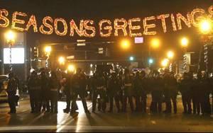 Φέργκιουσον: Ηρεμία πριν από τη γιορτή των Ευχαριστιών