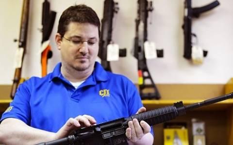 ΗΠΑ: Αύξηση των πωλήσεων όπλων μετά το Φέργκιουσον