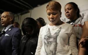 Φέργκιουσον: Το ξέσπασμα της μητέρας του Μάικλ Μπράουν