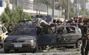 Καμπούλ: Επίθεση κατά της βρετανικής διπλωματικής αποστολής