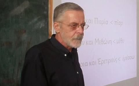 Τζιφόπουλος: Ζητώ συγγνώμη για τα περί «φασιστοποίησης»