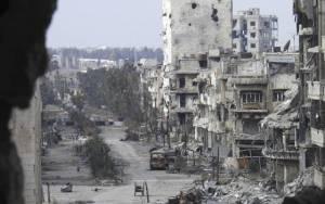 Συρία: 30 νεκροί αντάρτες σε μάχες κοντά στη Δαμασκό