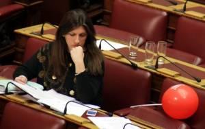 Χαμός στη Βουλή για ένα... κόκκινο μπαλόνι!