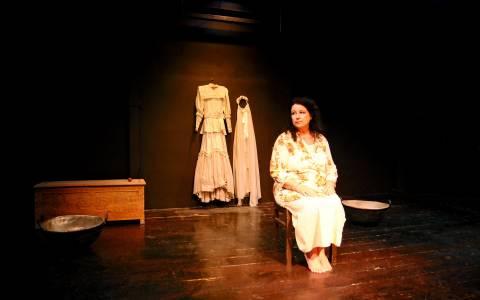 «Ο ΓΑΜΟΣ» με την Αννα Βαγενά στο Θέατρο Μεταξουργείο