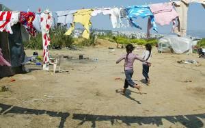 Επανέρχεται το θέμα της μετεγκατάστασης των Ρομά στα Μέγαρα