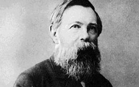Ένγκελς: Ο συγγραφέας της βίβλου του κουμμουνισμού