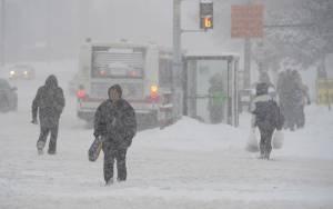 Σαρωτική χιονοθύελλα στις ΗΠΑ – Xωρίς ρεύμα 300.000 άνθρωποι