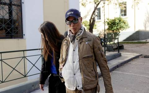 Ελεύθερος ο Λάκης Γαβαλάς μετά την έβδομη σύλληψή του