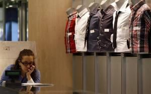 Αύξηση 2,2% του όγκου πωλήσεων στο λιανεμπόριο