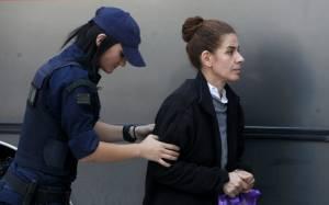 Βγήκε από τη φυλακή η Αρετή Τσοχατζοπούλου