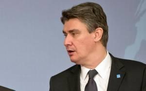 Κροατία: Δεν θα επισκεφτεί το Βελιγράδι ο Μιλάνοβιτς