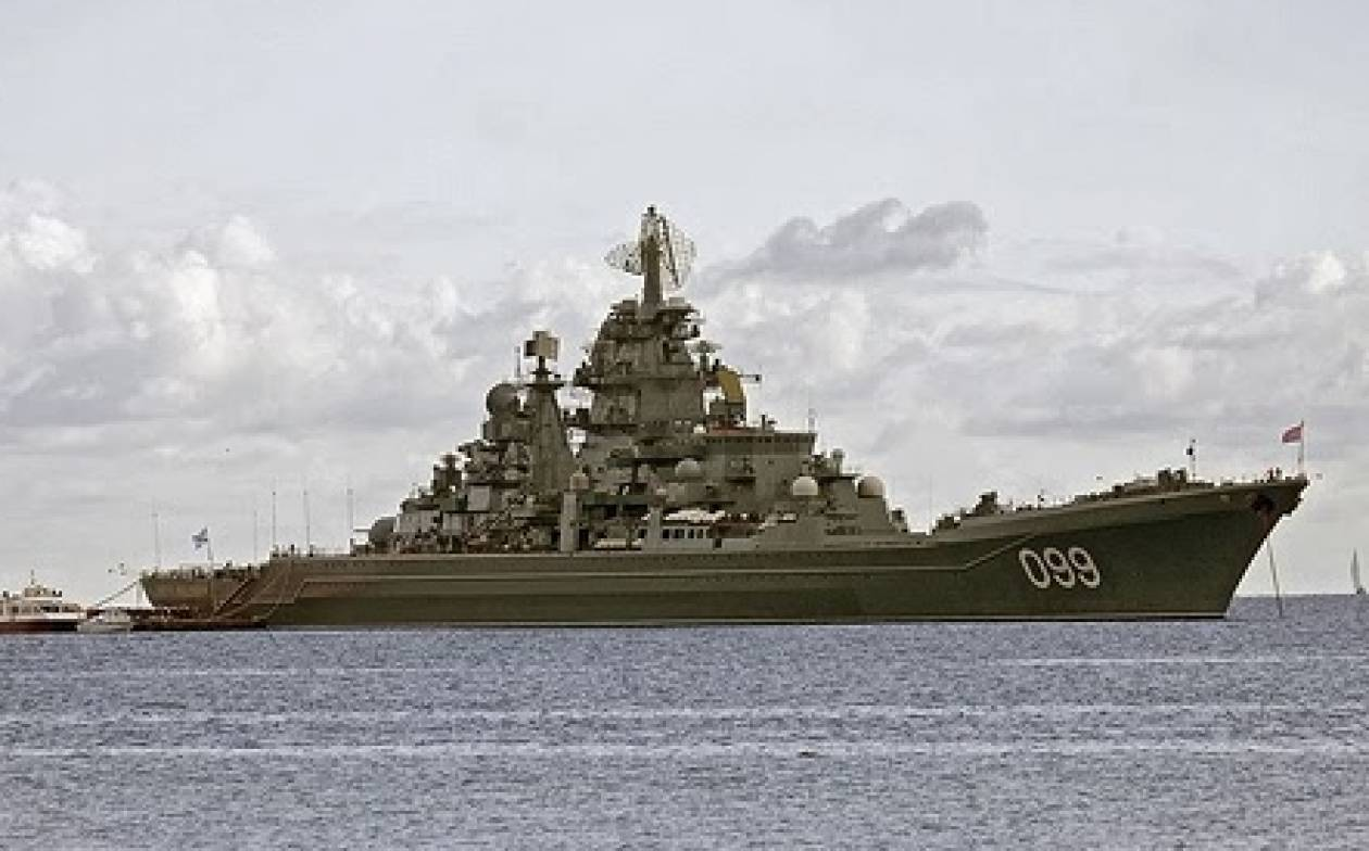 Σύγχυση με τα ρωσικά πλοία και τα γυμνάσια στη Μάγχη