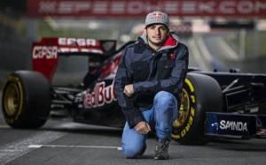 F1 STR: Ο C.Sainz Jr θα αγωνιστεί για την Toro Rosso
