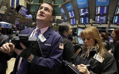Με οριακή άνοδο έκλεισε η Wall Street