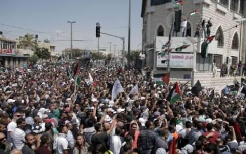 Φιλοπαλαιστίνιος Ιταλός τραυματίας από ισραηλινά πυρά
