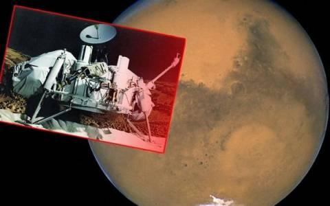 Αστροναύτης της NASA είδε ανθρώπους στον Άρη πριν 35 χρόνια!