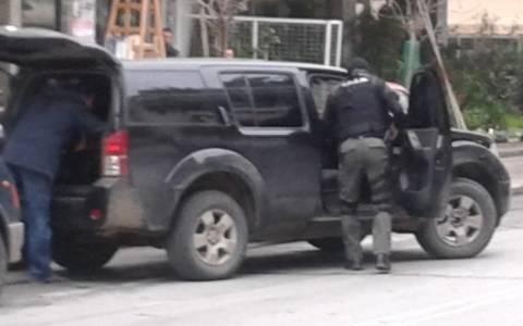 Στο νοσοκομείο ο δράστης της ένοπλης επίθεσης στην Τούμπα
