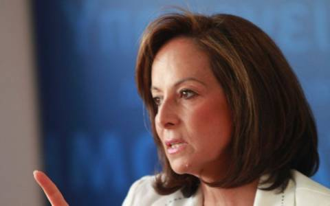 Διαμαντοπούλου: Νέο κόμμα της Κεντροαριστεράς, με νέα ηγεσία